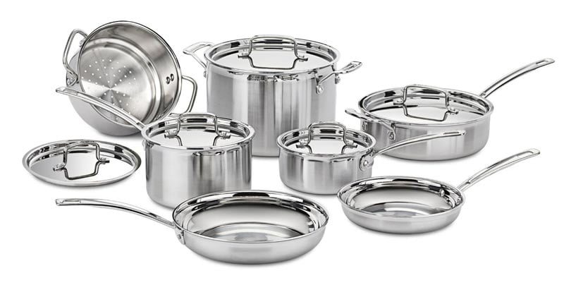 Cuisinart MCP Multiclad Pro Stainless Steel