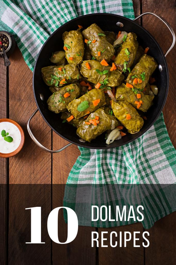 Dolmas Recipes Pinterest