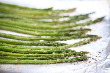 asparagus in foil recipe