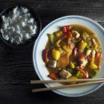chop suey vs chow mein