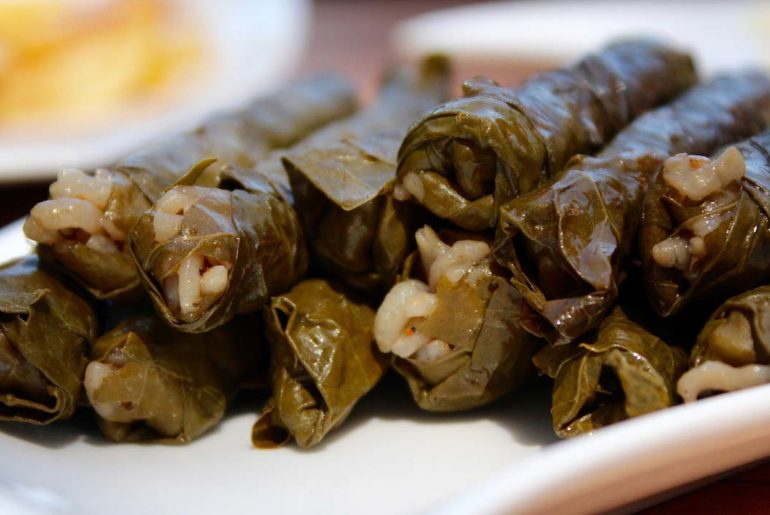dolmas recipes