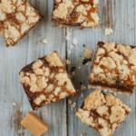 Easy Oatmeal Carmelitas Recipe Pinterest