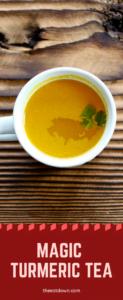 Turmeric Tea Pinterest
