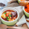 Old Fashioned Vegetable Beef Soup (Recipe)