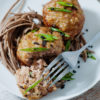 Asian Honey Ginger Meatballs