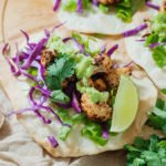 Tandoori Cauliflower Chickpea Tacos Recipe