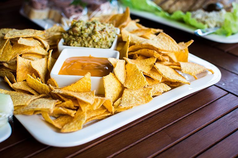 best easy nacho recipes