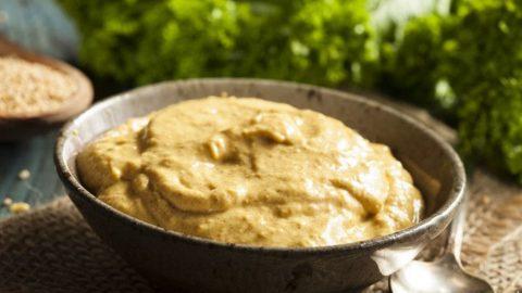 Recipe: Homemade Dijon Mustard