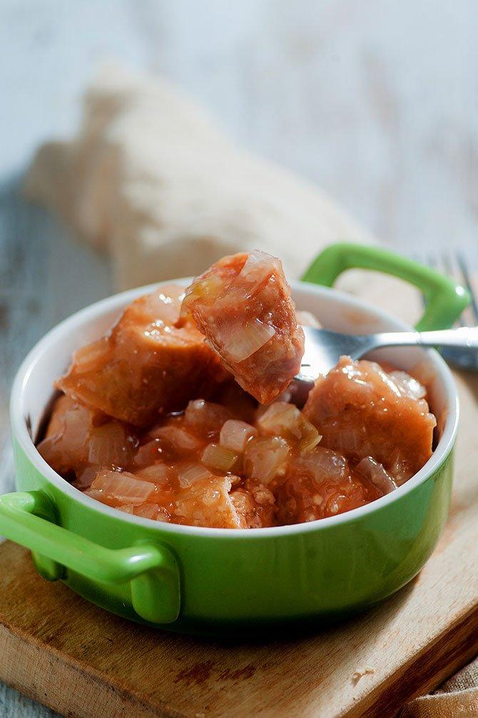 how to cook kielbasa