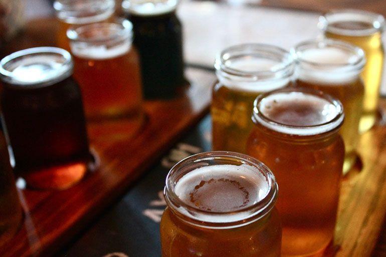 winter beer food pairing ideas