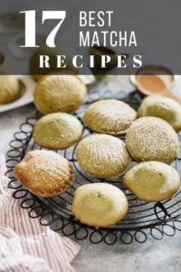 best matcha ingredients recipe
