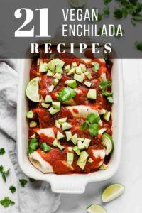 best vegan enchilada recipes pinterest
