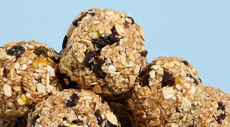 The Only Protein Balls Recipe You'll Ever Need