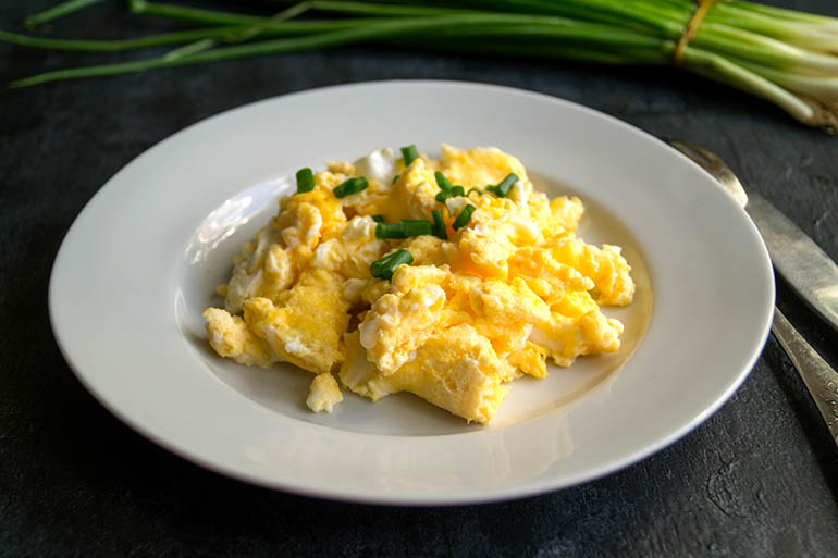 Can You Freeze Scrambled Eggs Cooking