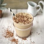 coffee mocha protein smoothie
