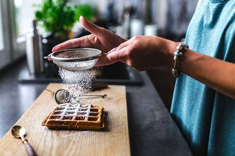 best belgian waffle maker