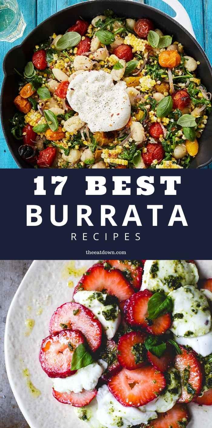 Best Burrata Recipes