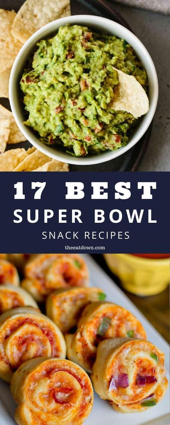Best Super Bowl Snacks