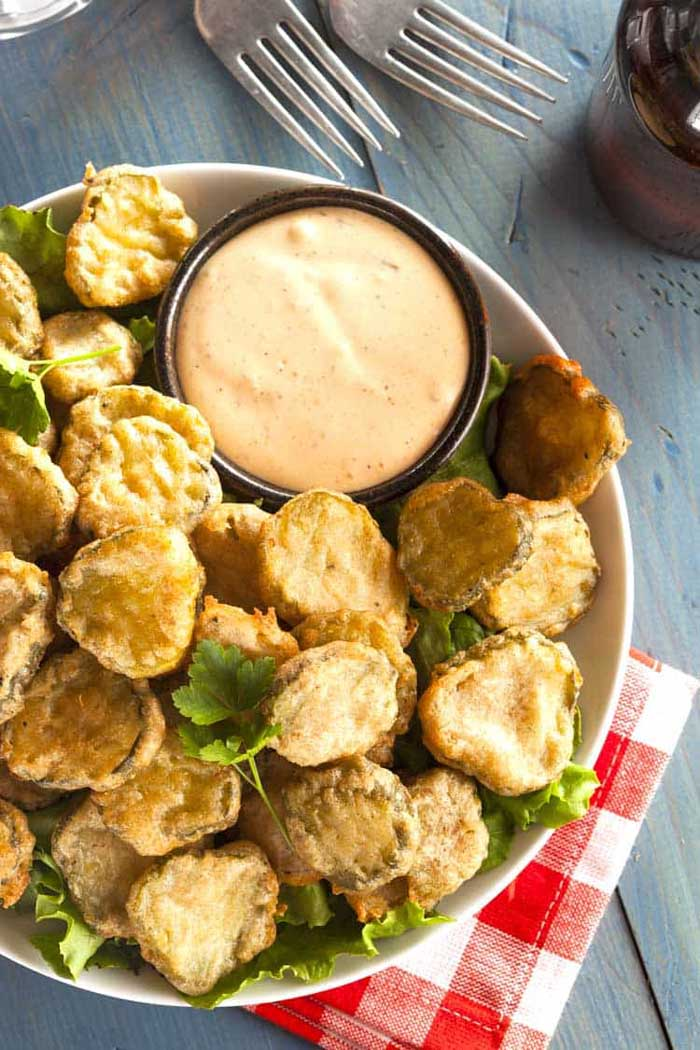 Copycat Texas Roadhouse Fried Pickles Recipes
