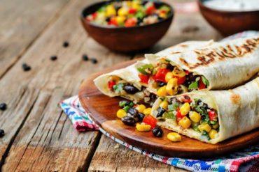 best vegan burrito recipes