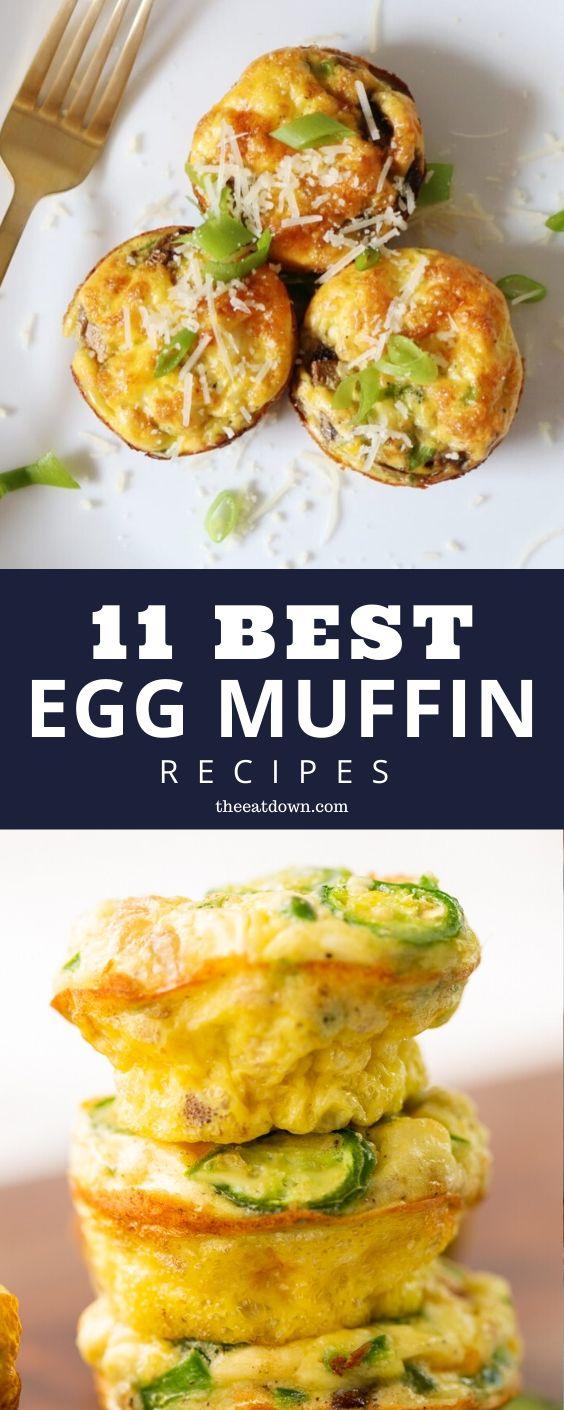 Best Egg Muffin Recipes