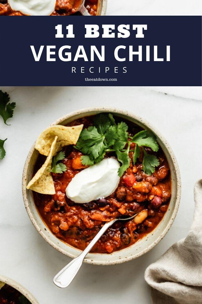 Best Vegan Chili Recipes