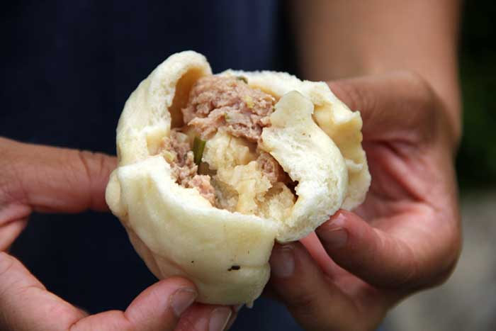 Dangerously Tasty Steamed Chinese Baozi Buns