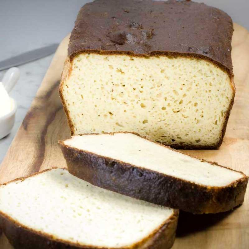 Soft and Fluffy Keto Bread