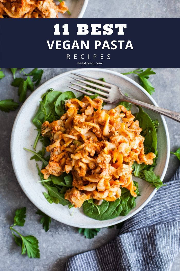 best vegan pasta recipes