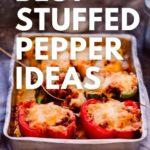 best stuffed pepper ideas pinterest