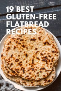 best gluten free flatbread recipes pinterest