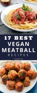 best vegan meatball recipes pinterest