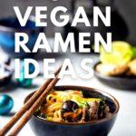 best vegan ramen recips pinterest