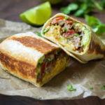 Best Breakfast Burrito Recipes