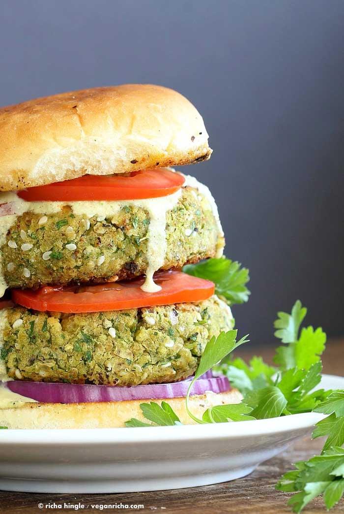 vegan burger 10