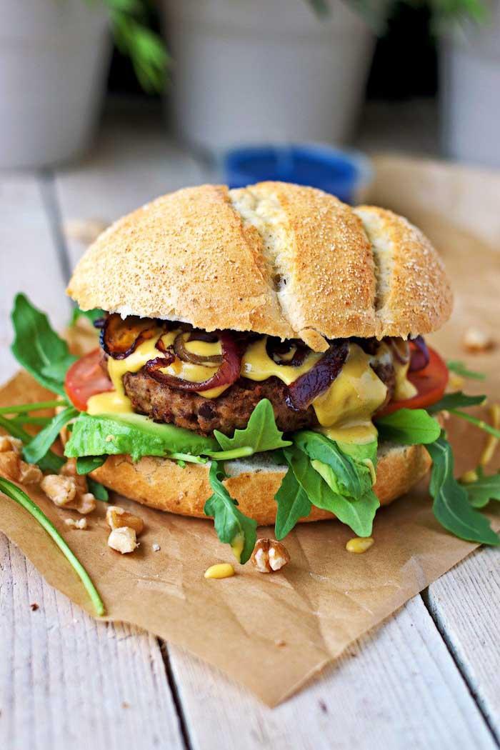 vegan burger 11