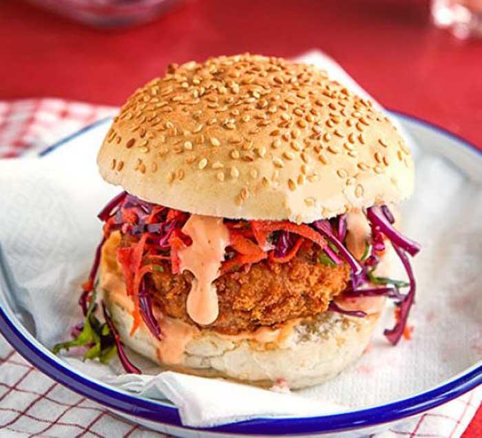 vegan burger 7