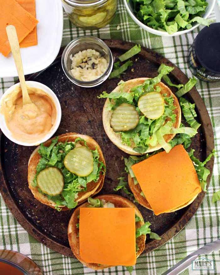 vegan burger 8