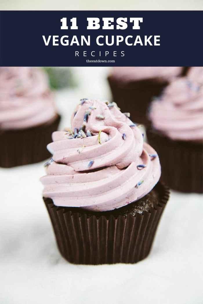 Best Vegan Cupcake Recipes