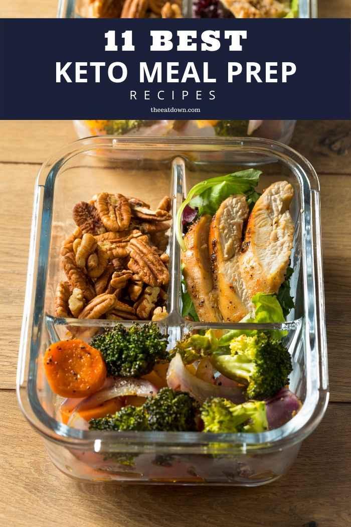 Best Keto Meal Prep Bowl Recipes & Ideas