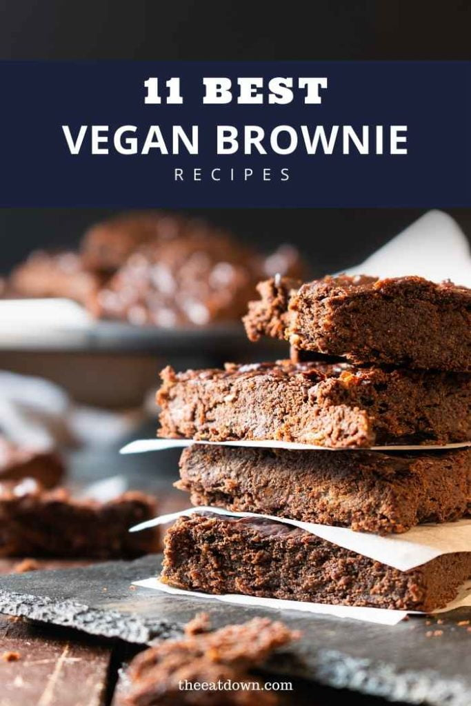 best vegan brownie recipes
