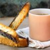 Easy Chocolate Almond Biscotti Recipe