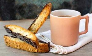 chocolate almond biscotti recipe 1