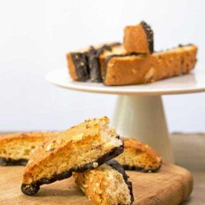 chocolate almond biscotti recipe 3