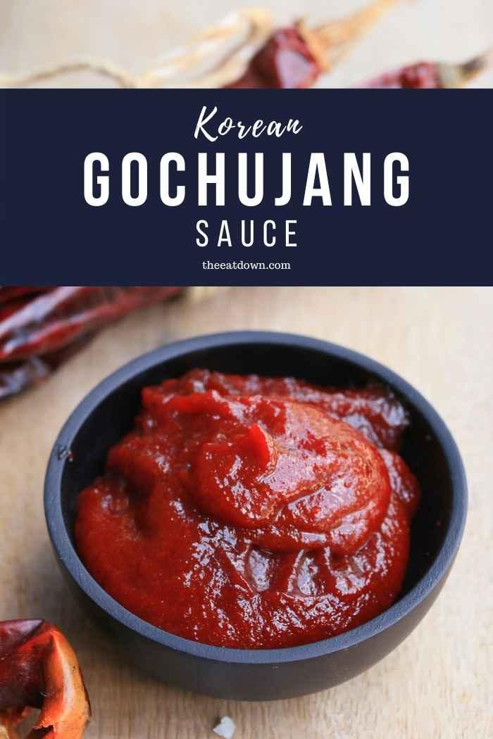 korean gochujang sauce recipe