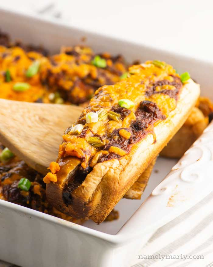 Easy Vegan Baked Hot Dogs