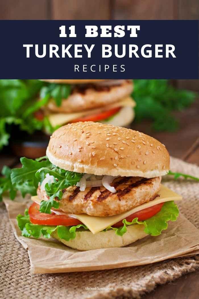 best turkey burger recipes and ideas