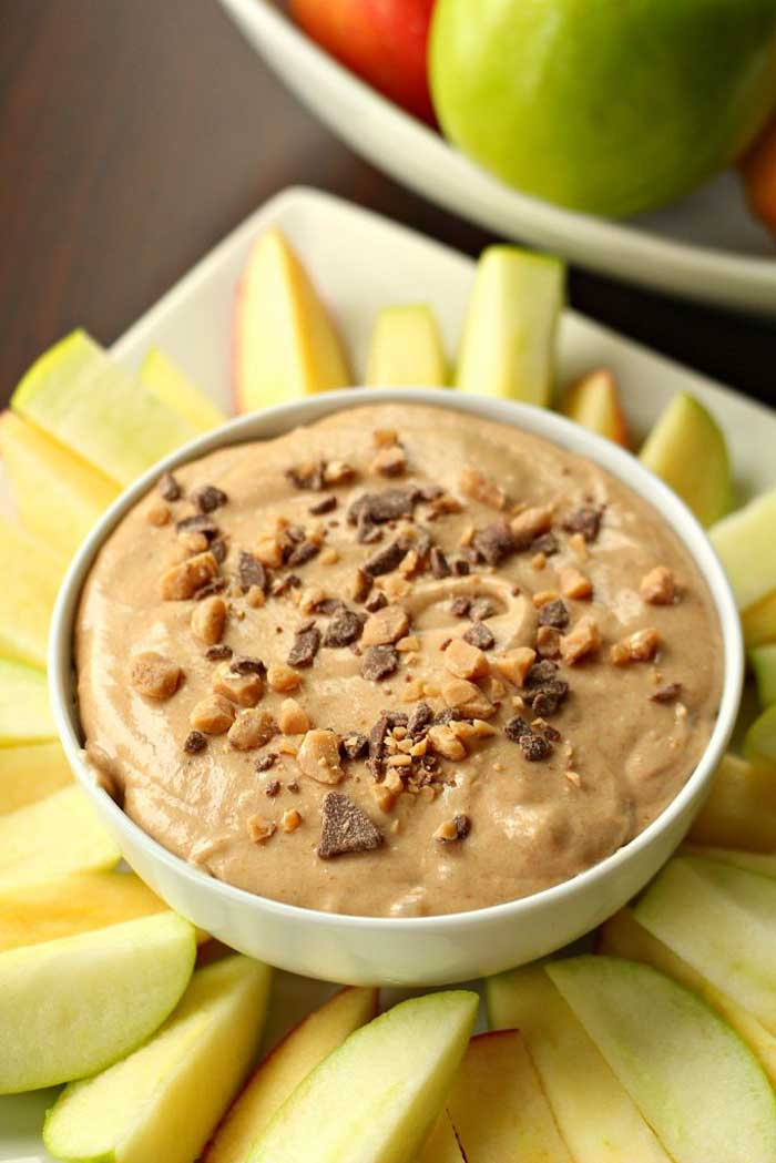 Caramel Apple Butter Dip