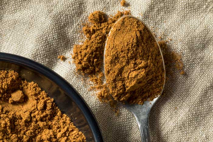 Organic Chinese Five Spice in a Bowl