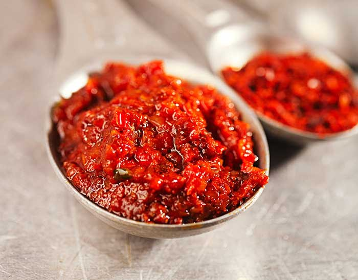 Red Pepper Flake Paste